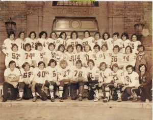 1973 Humberside Championship team